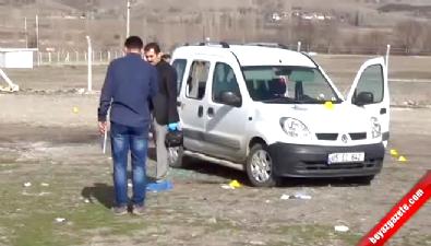 Genç Çift, Araçlarında Kurşunlanmış Halde Ölü Bulundu