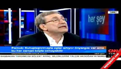 HDP'ye oy veren Orhan Pamuk: Kendimi kandırılmış hissetmedim