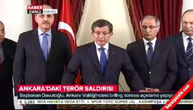 Başbakan Davutoğlu: Kapsamlı değişikliğe gidilecek