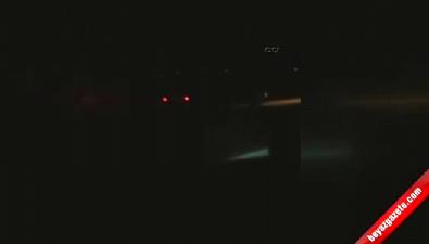 Ters şeritte makas atan sürücü hayatını kaybetti