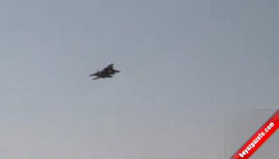 Suudi Arabistan savaş uçakları İncirlik'te