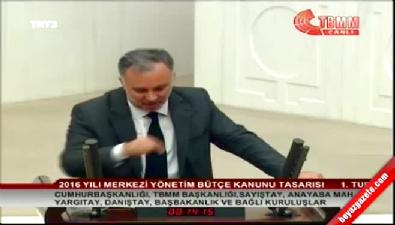 Genel Kurul'da AK Parti - HDP gerginliği