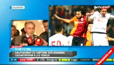 Galatasaray'ın İkinci Başkanı gözyaşı döktü