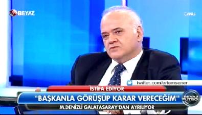 Ahmet Çakar Mustafa Denizli için ağladı