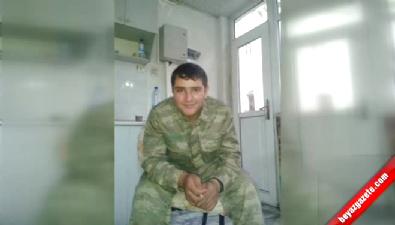 Erzurum'dan Acı Haber... Kafasına Düşen Buz Kütlesi İle Şehit Oldu