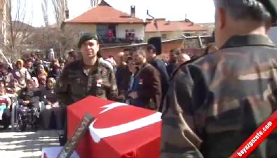 Özel Harekat Polisi Mustafa Çetin Son Yolculuğuna Uğurlandı