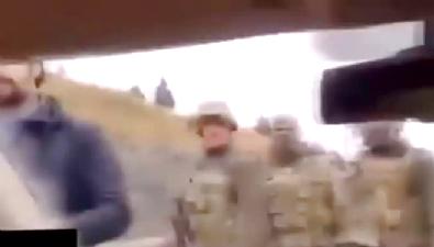 HDP'li vekil askeri ezmeye kalktı