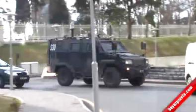 DHKP/C'li teröristler İsmail Akkol ve Fadike Adıyaman adliyeye çıkarıldı