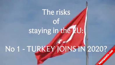 İngiltere'de Türkiye aleyhine propaganda filmi!