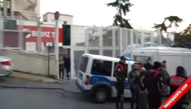 Beyaz Tv Binası Önüne Bırakılan Bavul Polisi Alarma Geçirdi