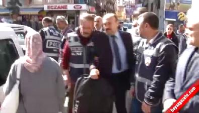 Paralel Operasyonda Gözaltına Alınanlar Adliye Sevk Edildi