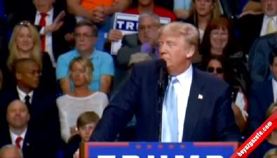 Trump'ın destekçisi terör estirdi