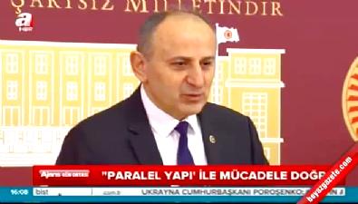 CHP'li Dursun Çiçek'ten paralel yapı itirafı