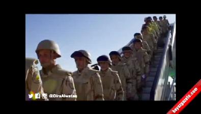 İslam Ordusu'nun tatbikat görüntüleri yayınlanadı