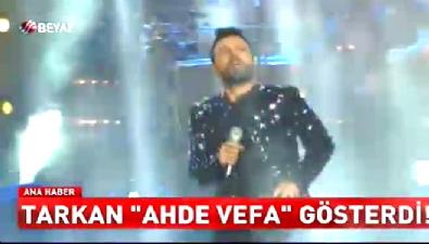 Tarkan'ın son albümü Ahde Vefa