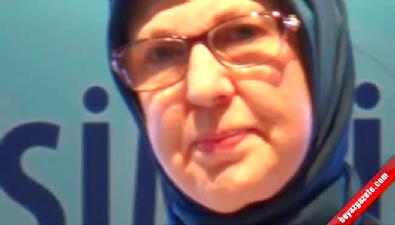 Bakan Ramazanoğlu, Kürsüde Gözyaşlarına Boğuldu