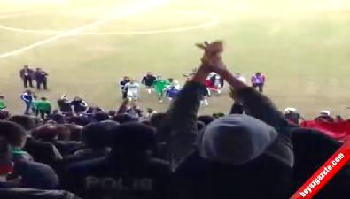 Sivaslı futbolculardan asker selamı