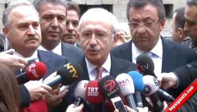 Kılıçdaroğlu'ndan Meclis Başkanı Kahraman'a Mektup