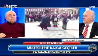 Ahmet Çakar: Sizin ecdadınızı...