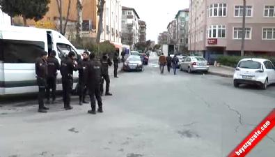 Halk Pazarına Çıkan Yollar Kapatıldı... Bakırköy'de Nevruz Önlemleri