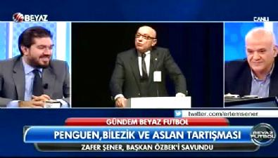 dursun ozbek - Galatasaray kongresinde Beyaz Futbol tartışıldı