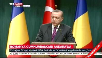 Erdoğan: Brüksel'deki saldırgan sınır dışı ettiğimiz bir kişi