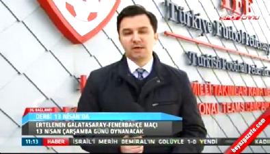 dursun ozbek - Galatasaray - Fenerbahçe derbisinin tarihi belli oldu