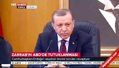 Cumhurbaşkanı Erdoğan: Kara paranın babaları Pensilvanya'da
