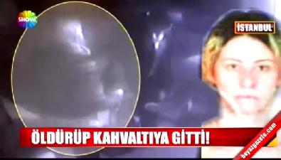 Beyoğlu'nda korkunç cinayet