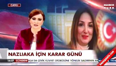 CHP'li Aylin Nazlıaka için karar günü