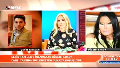 Bülent Ersoy: Zeki Müren benim hakettiğim ödülü aldı