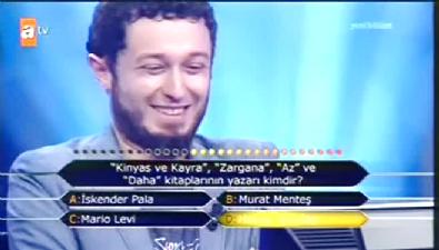 Selçuk Yöntem'den yarışmacıya 'Türkçe' uyarısı