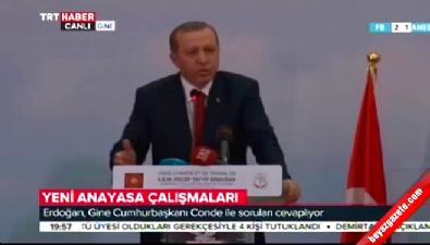 Cumhurbaşkanı Erdoğan: Dürüstseniz masadan kaçmazsınız