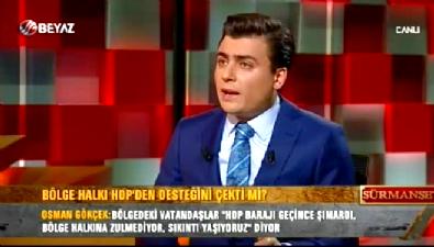 Osman Gökçek: Taksim'deki patlamayı eleştirenler Ankara patlamasını niye eleştirmedi?