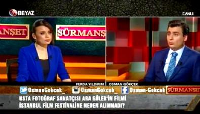 Osman Gökçek: Ara Güler'e yapılan mahalle baskısı