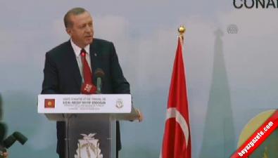 Erdoğan'dan Gine Cumhurbaşkanı'na doğum günü jesti