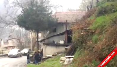 Zonguldak'ta vahşet.... Bir evde iki kadın bir erkek cesedi bulundu