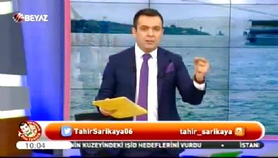 Tanju Çolak sunucuyu canlı yayında fena bozdu