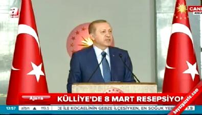 Cumhurbaşkanı Erdoğan'dan o isme özel teşekkür