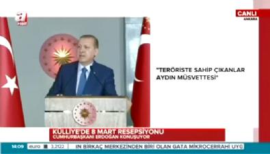 Cumhurbaşkanı Erdoğan'dan Cumhuriyet'e DHKP-C tepkisi!