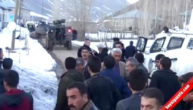 Hakkari'de damat dehşeti: 3 ölü, 2 yaralı