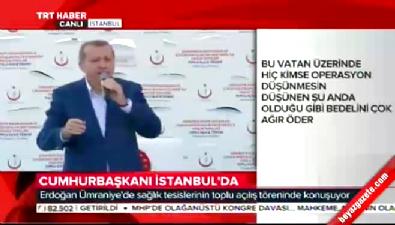 Erdoğan'dan Fethullah Gülen'e: Neden kaçtın?