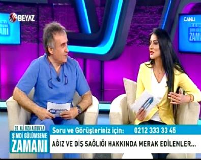 Dt. Ali Rıza Altun ile Şimdi Gülümseme Zamanı 09.04.2016