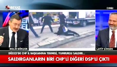 CHP'li Levent Gök'ün Düzce şovu elinde patladı (20)