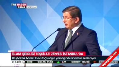 Başbakan Davutoğlu: İslam meydan okumalarla karşı karşıya