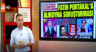 fatih portakal - Melih Altınok'tan Fatih Portakal'a: Skandal oskarlarını hakettiler