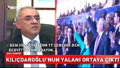 Kılıçdaroğlu'nun yalanını Önder Aksakal ortaya çıkardı