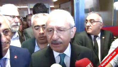 Kılıçdaroğlu: Türkiye bu tabloyu asla hak etmiyor