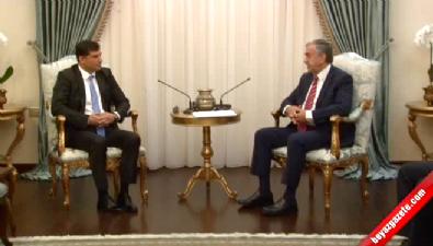 UBP Genel Başkanı Özgürgün, Kabineyi Cumhurbaşkanı Akıncı'ya Sundu