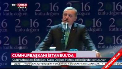 Erdoğan babasıyla olan anısını anlattı